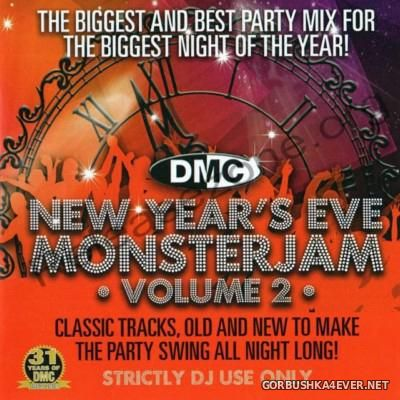 [DMC] Monsterjam - New Year's Eve 2 (Mixed By SHOWSTOPPER)