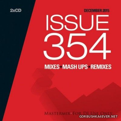 [Mastermix] Issue 354 [2015] December / 2xCD