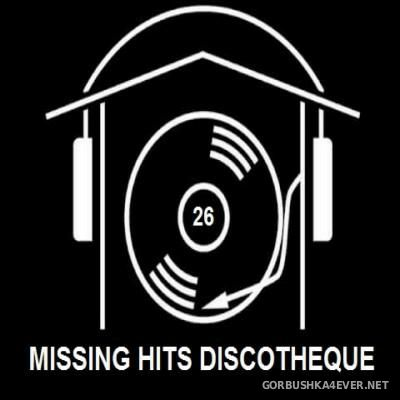 Discotheque Missing Hits vol 26 [2015]