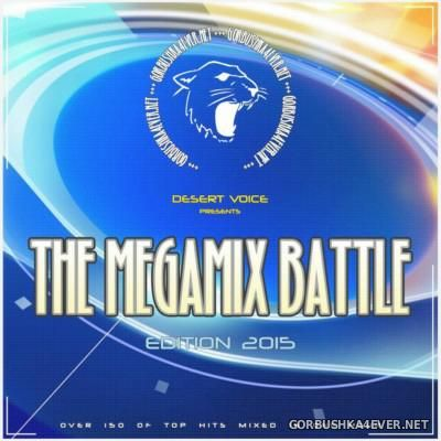 The Megamix Battle 2015 by Desert Voice