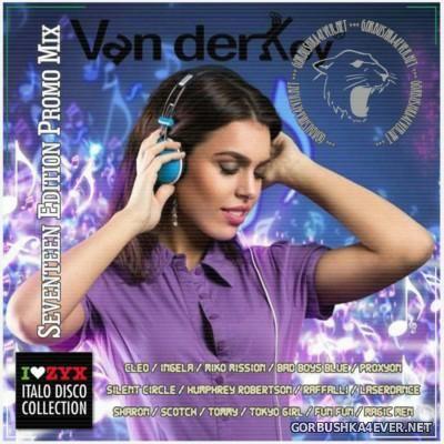 Van Der Koy - I Love ZYX Italo Disco Seventeen Promo Mix [2014]
