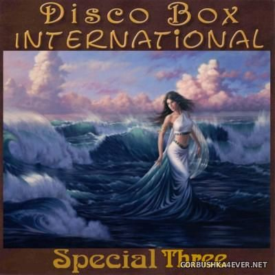 Disco Box International - Special Three [2007] / 2xCD