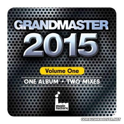 [Mastermix] Grandmaster 2015 vol 01 & DJ Set 29 [2015] / 2xCD