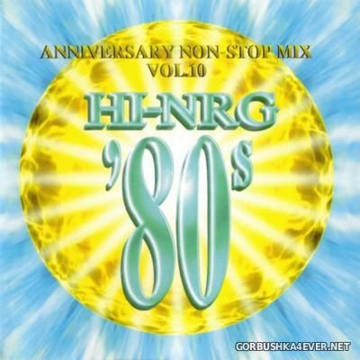 SEB Presents Hi-NRG '80s - volume 10 [1997] / 2xCD