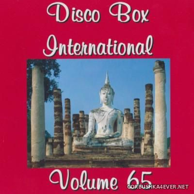 Disco Box International vol 65 [2015] / 2xCD