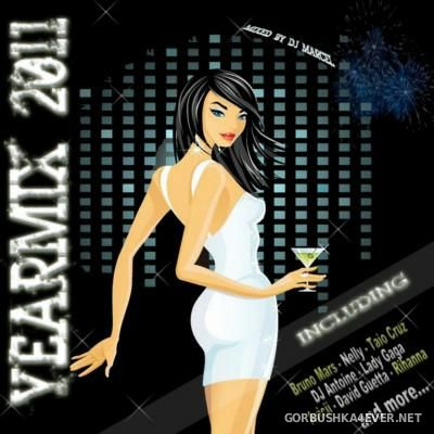 DJ Marcel - Yearmix 2011