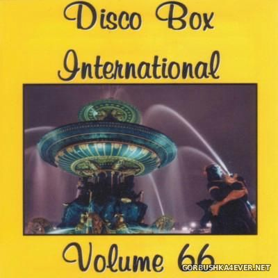 Disco Box International vol 66 [2015] / 2xCD