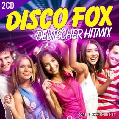 [ZYX] Disco Fox - Deutscher Hitmix [2015] / 2xCD