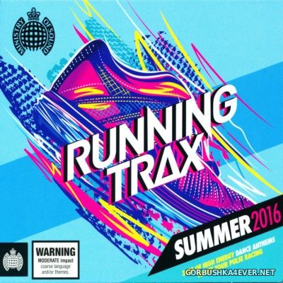 [Ministry Of Sound] Running Trax Summer 2016 [2015] / 3xCD