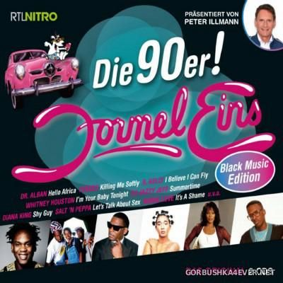 Formel Eins - Die 90er! Black Music Edition [2015] / 2xCD