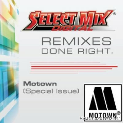 [Select Mix] Motown Special Issue vol 1 [2014]