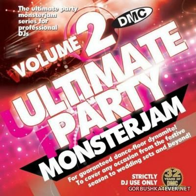 [DMC] Monsterjam - Ultimate Party vol 2 [2015]