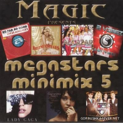 [Ruhrpott Records] Magic Megastars Minimix 05