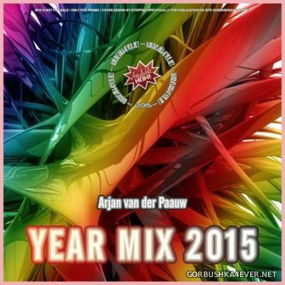 Arjan van der Paauw - Year Mix 2015