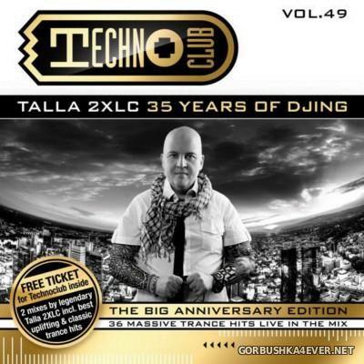 Techno Club vol 49 [2015] / 2xCD