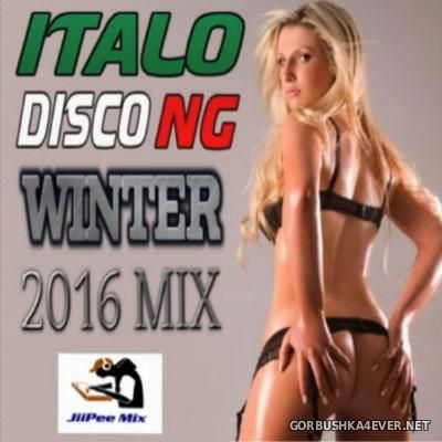 VA - Italo Disco NG Winter 2016 Mix [2015] by JiiPee Mix