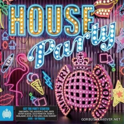 VA - [Ministry Of Sound] House Party [2015]