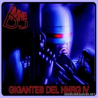 DJ Divine - Gigantes Del HNRG IV [2014]