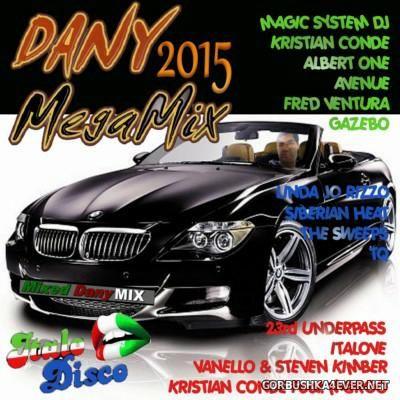VA - Dany MegaMix 2015