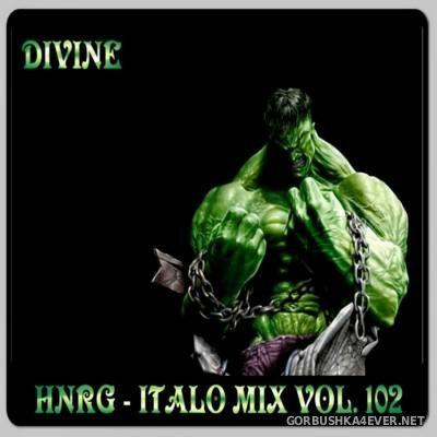 DJ Divine - HNRG Italo 102 [2013]