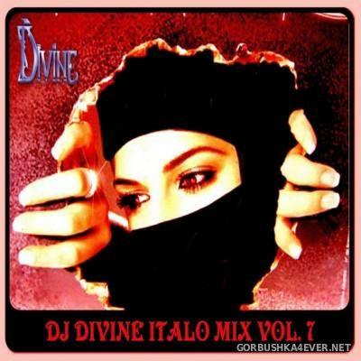 DJ Divine - Italo Mix 7 [2015]