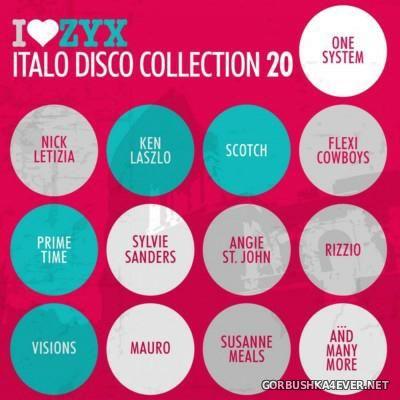 VA - ZYX Italo Disco Collection vol 20 [2015] / 3xCD