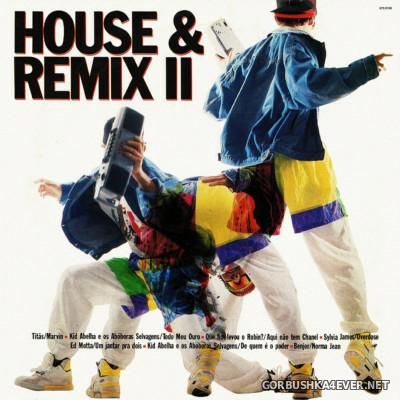 VA - House & Remix II [1990]