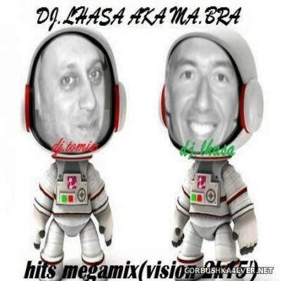 DJ Tomix - DJ Lasha vs Ma.Bra Hits Megamix 2K15