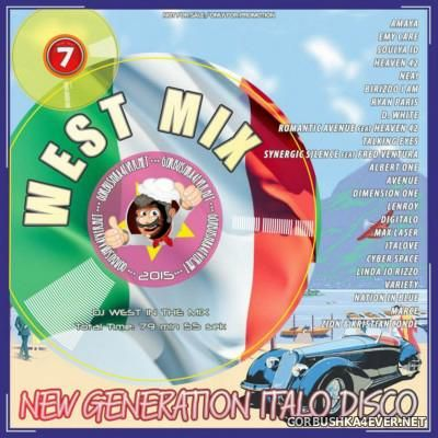 New Generation Italo Disco - West Mix 7 [2015]