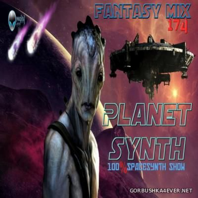 VA - Fantasy Mix vol 174 - Planet Synth [2015]