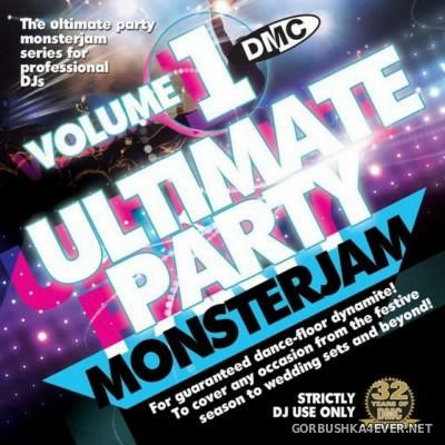 [DMC] Monsterjam - Ultimate Party vol 1 [2015]