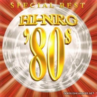 SEB Presents Hi-NRG '80s - Special Best [1995] / 2xCD
