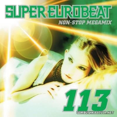VA - Super Eurobeat Vol 113 [2000] Non-Stop Megamix