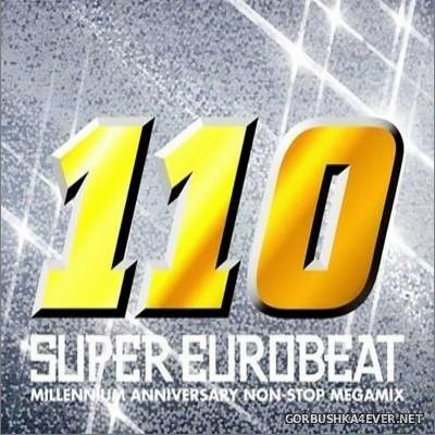 VA - Super Eurobeat Vol 110 [2000] 3xCD Non-Stop Megamix
