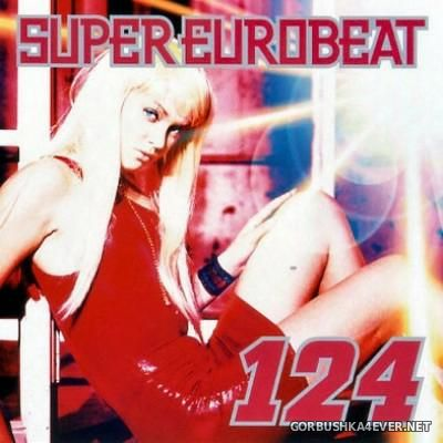 VA - Super Eurobeat Vol 124 [2002] 2xCD