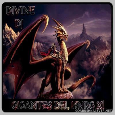 DJ Divine - Gigantes Del HNRG XI [2014]
