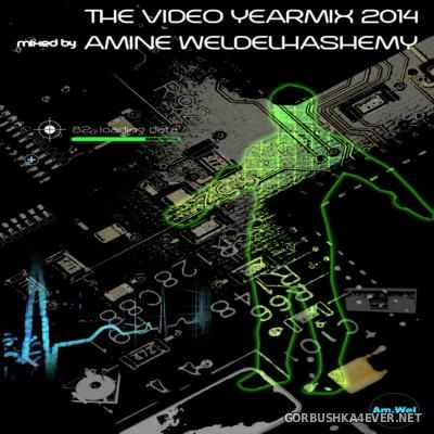 DJ Amine Weldelhashemy - The Video Yearmix 2014