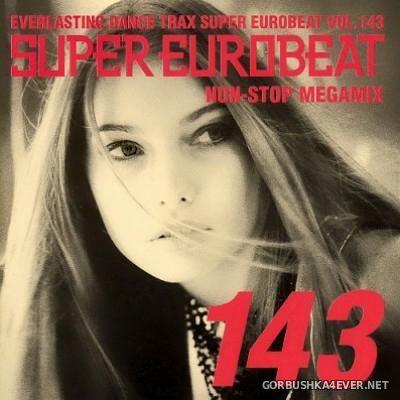 VA - Super Eurobeat Vol 143 [2003] Non-Stop Megamix