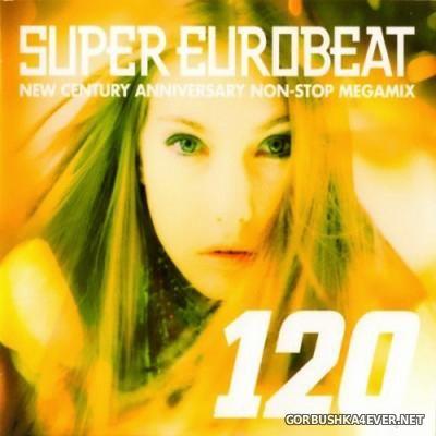 VA - Super Eurobeat Vol 120 [2001] 3xCD Non-Stop Megamix