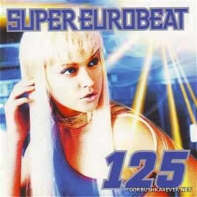 VA - Super Eurobeat Vol 125 [2002] 2xCD
