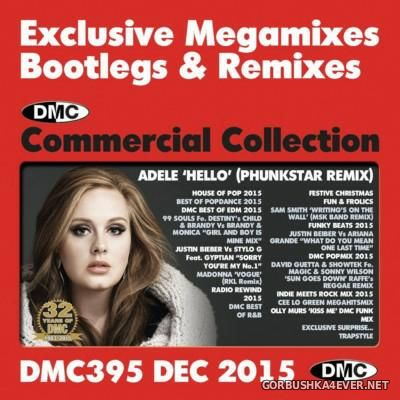 DMC Commercial Collection 395 [2015] December / 2xCD