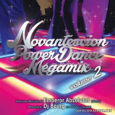 DJ Bourg - Il Novantescion Power Megamix vol 2 [2015]