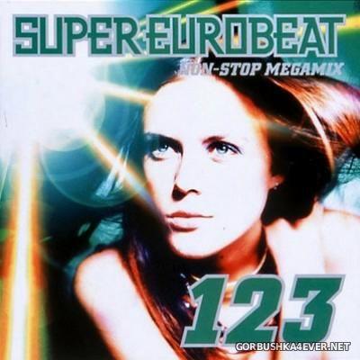 VA - Super Eurobeat Vol 123 [2001] Non-Stop Megamix