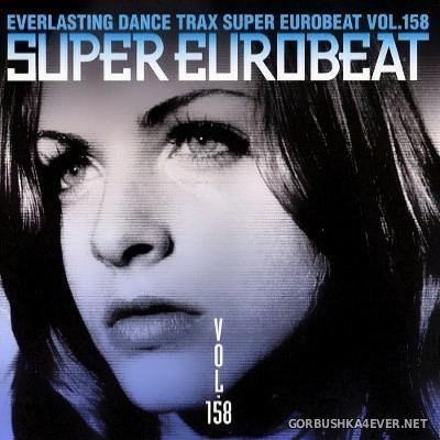 Super Eurobeat Vol 158 [2005]