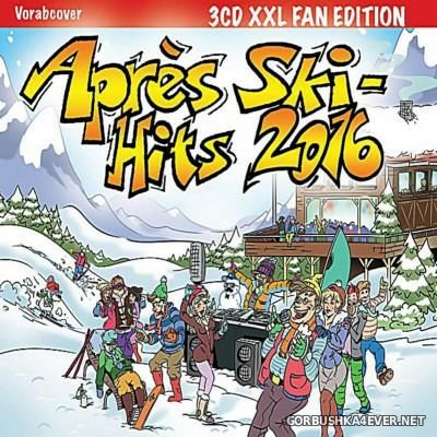 Apres Ski Hits 2016 [2015] / 3xCD / XXL Fan Edition