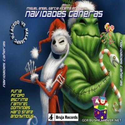 Navidades Caneras Megamix 2015 by DJ Kalajanpc & DJ Acedo