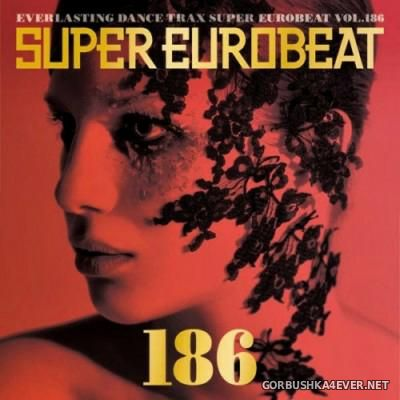Super Eurobeat Vol 186 [2008] / 2xCD