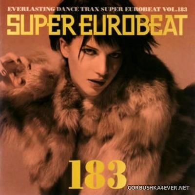 Super Eurobeat Vol 183 [2007] / 2xCD