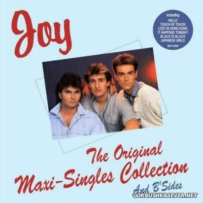 Joy - The Original Maxi-Singles Collection & B-Sides [2015]