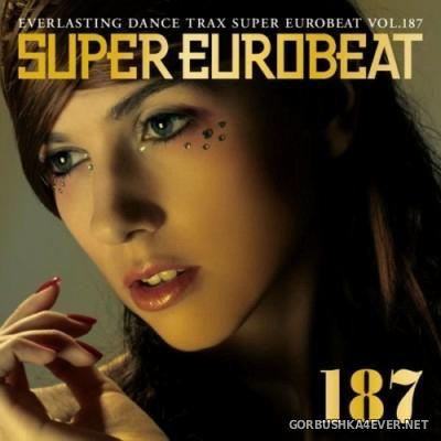 Super Eurobeat Vol 187 [2008]